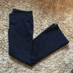 Arizona navy khakis